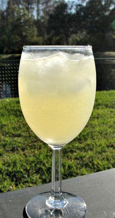 Pineapple Wine Cooler Recipe - Recipezazz.com