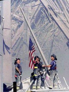 I believe in the USA.  Patriotism.