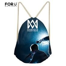 Marcus And Martinus Printing Drawstring Bag Children Small Storage, Bag Storage, Martinis, Kids Backpacks, Tik Tok, Drawstring Backpack, Korean Fashion, Printing, Shoe Bag