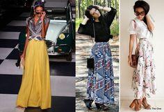 Aprenda a como fazer uma saia godé máximo passo a passo. A saia godé é uma fantástica adição para o seu guarda roupa.