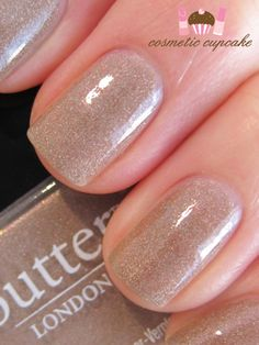 My go to nail polish - Butter London's All Hail The Queen