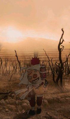 Gaara of the Deset. Naruto Shippuden Sasuke, Anime Naruto, Minato E Naruto, Wallpaper Naruto Shippuden, Naruto Funny, Manga Anime, Boruto, Best Naruto Wallpapers, Animes Wallpapers