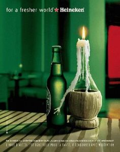 Heineken - For a fresher world