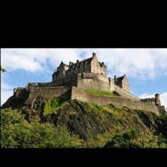 Edinburg Castle, Edinburgh, Scotland