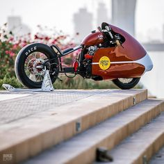 The world's fastest pizza delivery bike: A humble... - Bike EXIF
