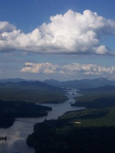 Long Lake, New York  Adirondack Mountains... we camp at Lake Eaton 10 min. N. of long lake!