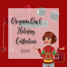 Origami Owl Holiday Collection 2019