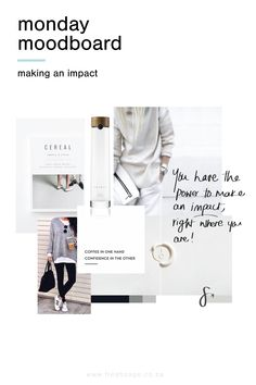 Moodboard inspiration - for consultants, coaches, mentors. who want to make an impact [with 8 ways you can make an impact where you are right now] Psychology Clinic, Learning Styles, Entrepreneur Motivation, Clothing Company, A Boutique, Mood Boards, Business Tips, Style Guides, Make Money Online