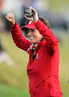 "Rosie Jones - The pro-golfer, who won 13 events during her 21 years, came out in a 2004 New York Times editorial. ""You see, my sponsor, Olivia, is one of the world's largest and most respected companies catering to lesbian travelers, and this represents the first time a company like this has sponsored a professional athlete -- a gay professional athlete,"" Jones wrote."