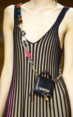Micro bolsas - Moda que Rima