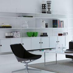 String kaappi | String System | Huonekalut | Finnish Design Shop