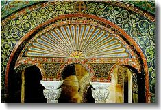 Afbeeldingsresultaat voor ravenna basilica di san vitale