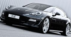 Porsche Panamera 3.0 Diesel V6 Supersport wide track by A.Kahn Design