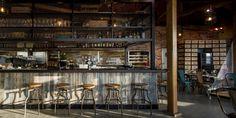 Derby Port fish & sea food restaurant by Studio Yaron Tal, Tel Aviv hotels and restaurants