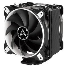 Arctic Freezer 33 Esports CPU Cooler White Κωδικός: 4895213700740 Socket: Intel 1150, 1151, 1155, 1156, 2011(-3)*, 2066 * AMD AM4 Μέγιστη χωρητικότητα ψύξης:  Ανεμιστήρας (mm) : 120 Επίπεδο θορύβου: 0.5 Sone Τάσης / ρεύματος: 200 W Ταχύτητα ανεμιστήρα: 200 -1800 rpm
