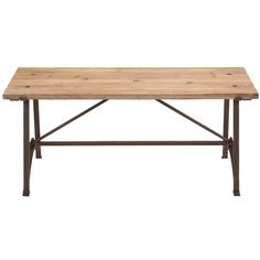 You'll love the Elbert Wood Bench at Wayfair - Great Deals on all Furniture  products with Free Shipping on most stuff, even the big stuff.
