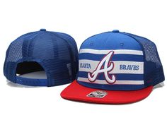 7a93aff616e Cheap Wholesale More Brand Mesh Snapback Hats 0618 for slae at US 8.90   snapbackhats   · Atlanta Braves HatCheap ...