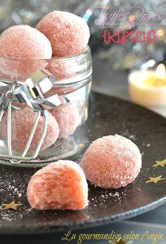 Truffes aux biscuits roses de Reims... c'est chez moi !                                                                                                                                                                                 Plus