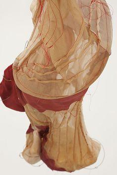 Air Embroidery - Bordados no Ar Renato Dib Textiles, Women's Runway Fashion, Fashion Details, Fashion Design, Anatomy Art, Fashion Sketchbook, Embroidery Fabric, Fashion Portfolio, Man Ray