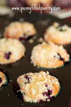 Blueberry_Muffins_breakfast_recipes