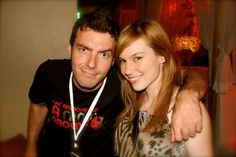 Cory Williams & Kate Elliot, two awesome youtubers