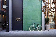 Color Mix in Perth: The Alex Hotel