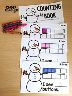 Preschool Classroom, Preschool Learning, Kindergarten Math, Classroom Activities, Preschool Winter, Classroom Ideas, Classroom Rules, Preschool Printables, Teaching Activities