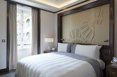 L'Hôtel Peninsula à Paris