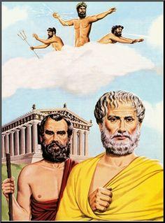 Greek Gods    by John Keay