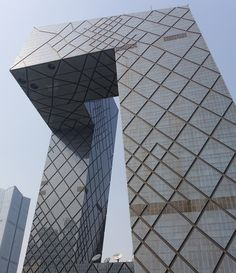 DSC06372 Beijing, China Central Television (CCTV) building (Office for Metropolitan Architecture) 3k | by Recliner