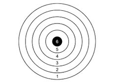 Image result for air rifle shooting targets print