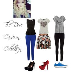 """The Dove Cameron Collection"" by parisdsigner on Polyvore"