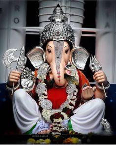 Jai Ganesh, Ganesh Lord, Shree Ganesh, Ganesh Idol, Ganesha Art, Lord Shiva, Shri Ganesh Images, Ganesha Pictures, Ganpati Bappa Photo