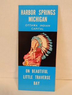 Harbor Springs, Michigan: Ottawa Indian Capital