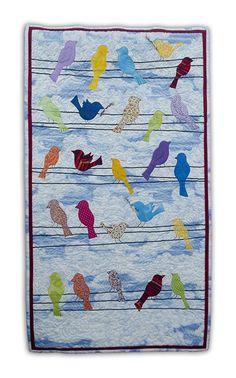 'Hay Pájaros en el Alambre', Fatima Landi