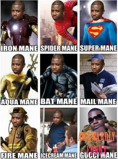 ROFL, this is funny Gucci Mane