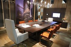 Contract at ORGATEC 2014