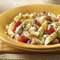 Moroccan party pasta salad