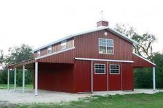 Rv port living quarters joy studio design gallery best for Rv barn with living quarters