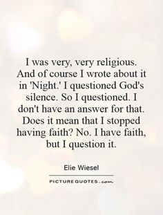night book essay questions questions about night by elie wiesel Night By Elie Wiesel, Books Everyone Should Read, Night Book, Essay Questions, Have Faith, Free Resume, Picture Quotes, Sample Resume, Quotations
