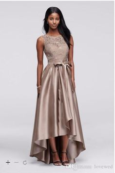All your favorite wedding dresses ca and gowns, bridesmaid dresses, wedding accessories, and more are available at Bridal Canada. Shop today for the perfect wedding dresses and gowns. Mother Of Groom Dresses, Bride Groom Dress, Mothers Dresses, Mother Of The Bride Gowns, Mom Dress, Lace Dress, Lace Bodice, Sequin Dress, Mode Outfits