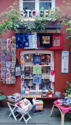 Cute display at Schnoor, Bremen Bremen Schnoor, Germany, Display, Places, Floor Space, Billboard, Deutsch, Lugares