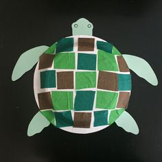 Preschoolers will love creating these sea turtles while they learn about missions in Miami. Instructions are found in chapter five in First Steps in Missions, vol. Sea Bulletin Board, Christian Bulletin Boards, Sea Turtles, Under The Sea, Sunday School, Miami, Crafts For Kids, Projects To Try, Preschool