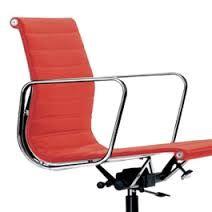Eames EA117bureaustoel