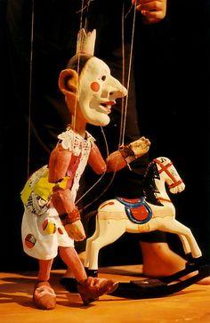 Pinto Smalto, Teatrino dell'Invenzione, 2004