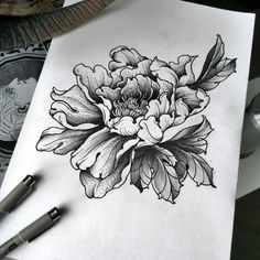 Simple flower tattoo How to draw flowers Flower sketches Flower drawing ___ Сhrysanthemum sketch Leg Tattoos, Arm Tattoo, Body Art Tattoos, Sleeve Tattoos, Cute Tattoos, Simple Flower Tattoo, Flower Tattoo Arm, Flower Tattoo Designs, Tattoo Flowers