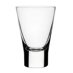 AARNE - Gläser - Dieses mundgeblasene Glas hat in den 50er Jahren einen weltweiten Trend für essentielle Glaswerke ins Rollen gebracht. Gläser werden in 2-er Set ausgeliefert.