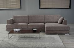 Large Chaise Lounge Sofa