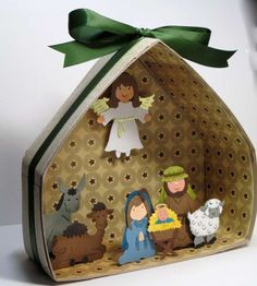 Christmas Nativity Scene, Christmas Door Decorations, Christmas Crafts For Kids, Christmas Art, Holiday Crafts, Faith Crafts, Bible Crafts, Paper Crafts, Children's Church Crafts