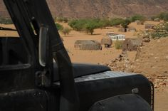 4x4 in the desert Land Rover Defender in the Sahara Piste to Terjit Mauritania #ani4x4
